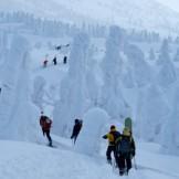 冬山のリスクマネジメント
