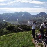 日本の国立公園の山の魅力②「立山」