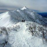 春夏秋冬山便り-「一月の武尊山(2158m)」(2019年1月)