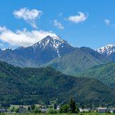 日本の国立公園の山の魅力⑰「常念岳」