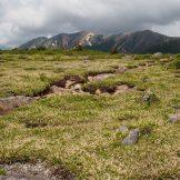 日本の国立公園の山の魅力⑱「雲の平」